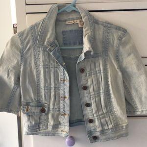 Mini DKNY denim jacket